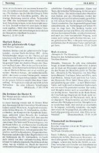 Seite 142, Detailansicht für Sonntag den 18.8.2013, Ausgabe 33, 12.8.2013-18.8.2013